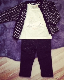 Gilet & Pantalon Monopris - Tshirt Zara