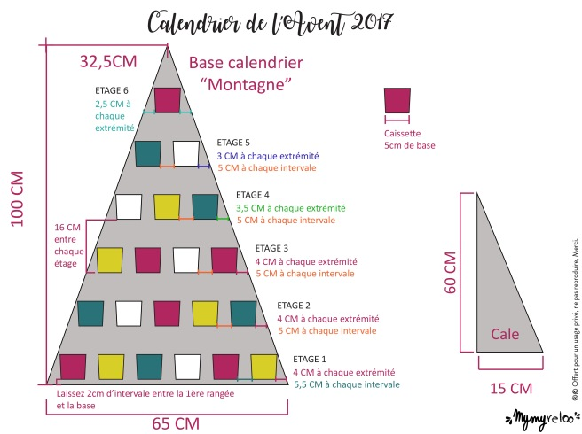 calendrir avent caissettes